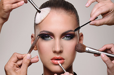 The Beauty Essentials Make Up Class