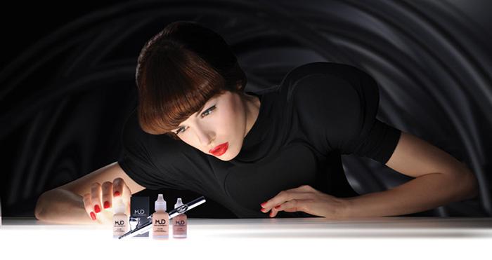 Airbrush MakeUp Training