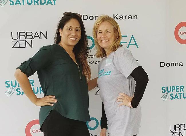 Ovarian Cancer Fundraiser