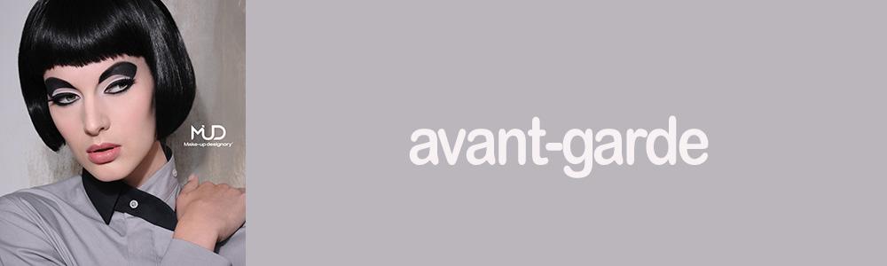 Avant-Garde Make Up Class