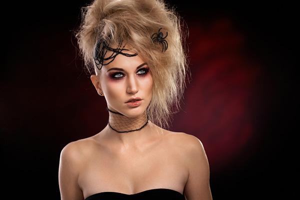Halloween Looks With Everyday Makeup.Makeup For Halloween Looks To Inspire You For Halloween