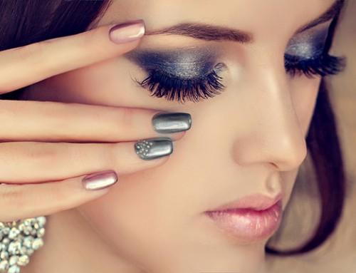 Trend Alert – Metallic Shimmers in Makeup