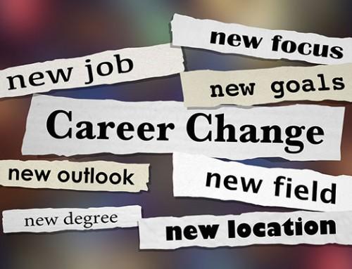 Tips for Career Change