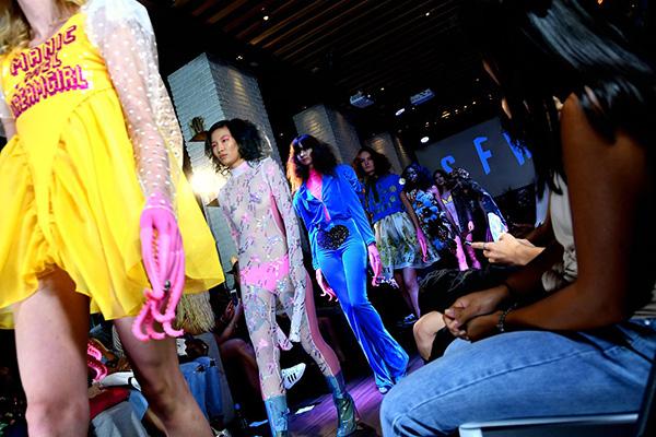 High Fashion Makeup Trends During Fashion Week