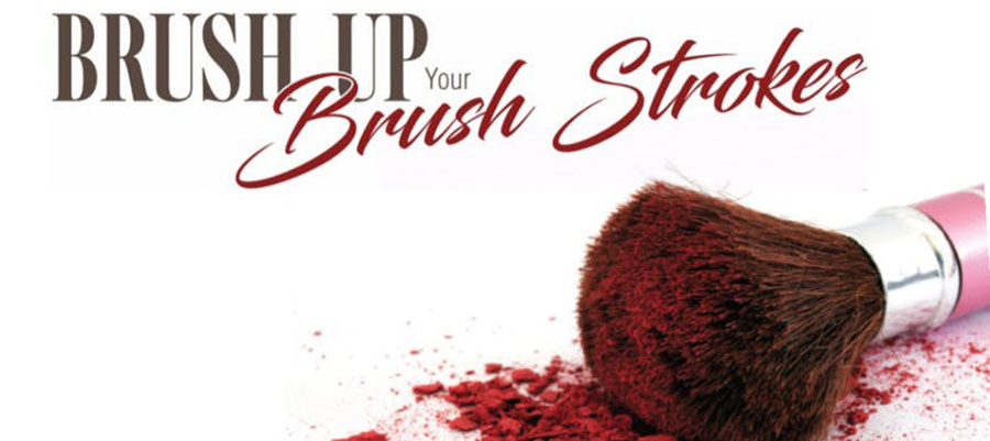 Brush Up Your Brush Strokes