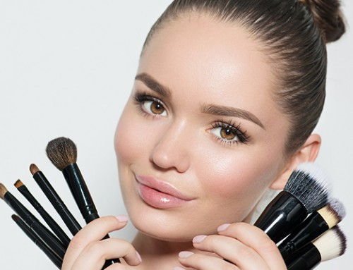 Using The Proper Makeup Brushes Is Key To Flawless Makeup Application