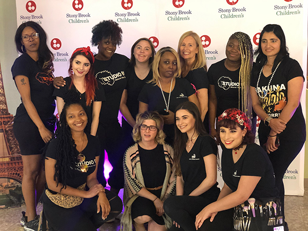 New York Institute of Beauty students shine at Fashion Week Article