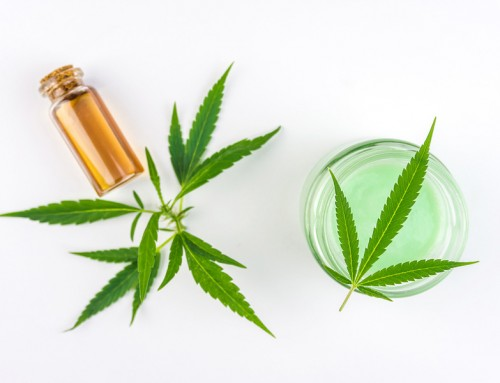 The Growth of CBD in Skin Care Products