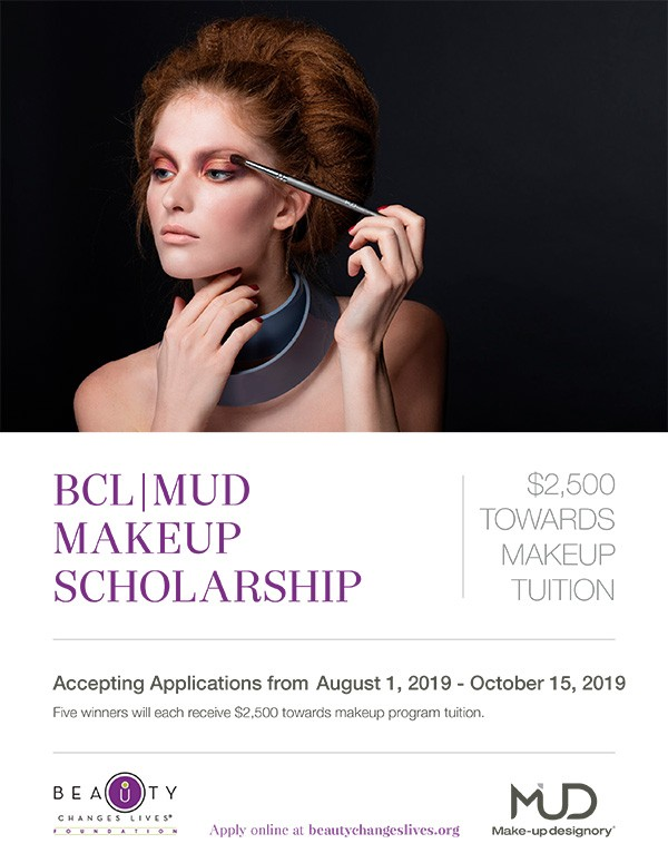 Mud Makeup School Scholarships