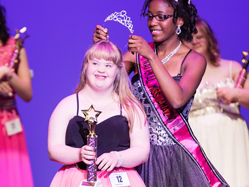 Miss Amazing NY Pageant